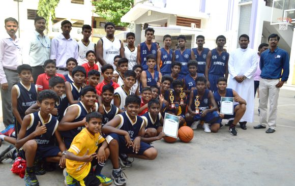 Basketball Zonal Level Tournament