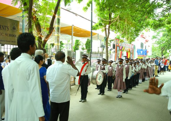 29th Annual Day – High & Hr. Sec.