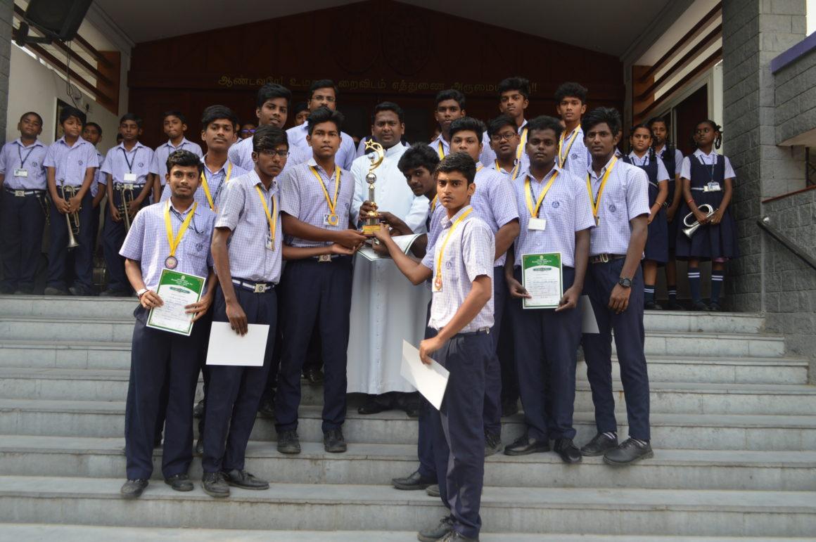 Congratulations Handball Team